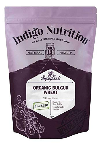 Indigo Herbs Trigo Bulgur Organico 1kg