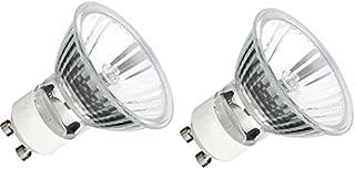 2Pack, GU10 120V 35W MR16 Q35MR16 35 watts JDR Halogen Bulb Lamp