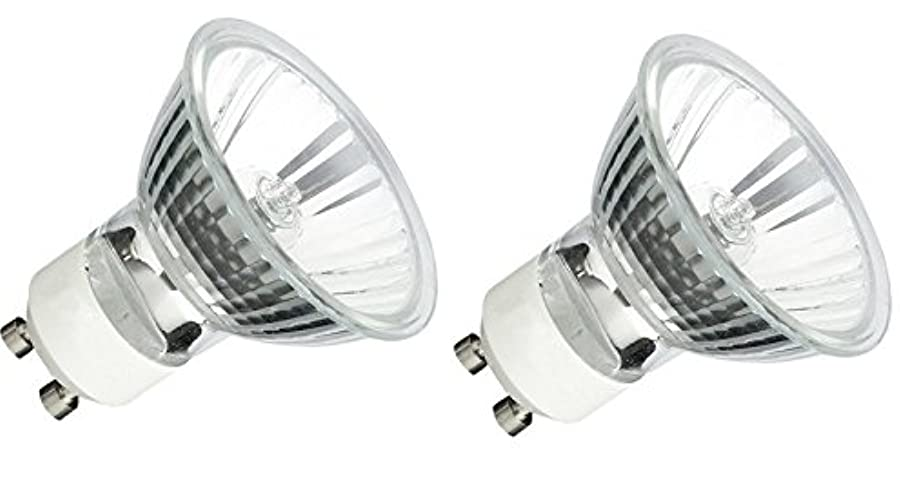 2Pack, GU10 120V 35W MR16 Q35MR16 35 watts JDR Halogen Bulb Lamp b696525896