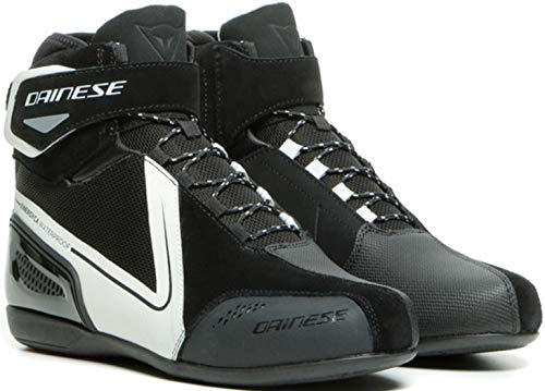 Preisvergleich Produktbild Dainese Energyca D-WP wasserdichte Damen Motorradschuhe Schwarz / Weiß 40