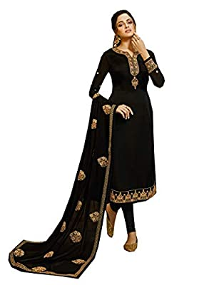 Delisa New Indian/Pakistani Bollywood Party/Wedding wear Salwar Kameez/Salwar Suit