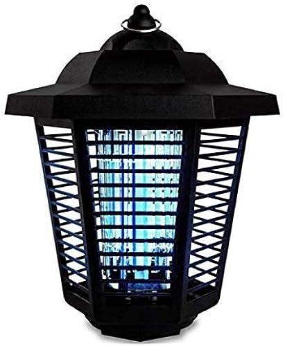 LZLQW Tueur de moustique intérieur de lampe insecticide de moustique, tueur de moustique d'insecte d'insecte de Zapper de bogue électronique - 2019 ampoule UV améliorée de tueur de mouche Super 20W, I