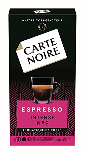 Carte Noire Carte Noire Nespresso Compatible Coffee Capsules