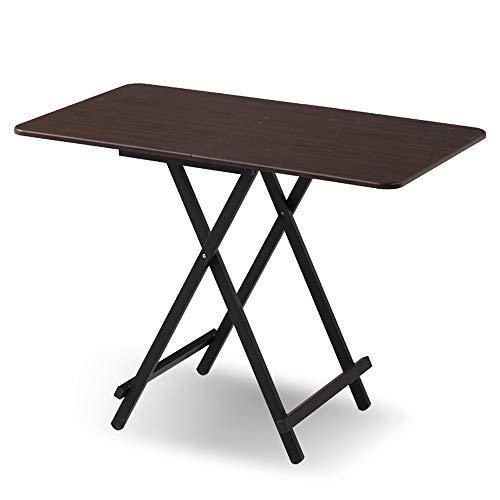 EIU klaptafel Eettafel Huishoudelijke Rechthoekige Kleine Tafel Stal Tafel Outdoor Draagbare Lange Tafel W1/8