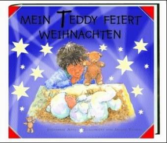 Mein Teddy feiert Weihnachten