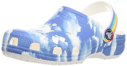Crocs Classic out of This Worldiicgk, Zapatillas, Blanco, 30 EU