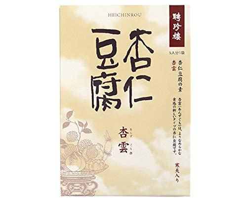 聘珍樓 杏仁豆腐 杏雲(ソフトタイプ) / 75g TOMIZ(創業102年 富澤商店)