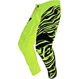 Answer Racing A19.5 Syncron Flow Men's Off-Road Motorcycle Pants - Hyper Acid/Black/Red / 38