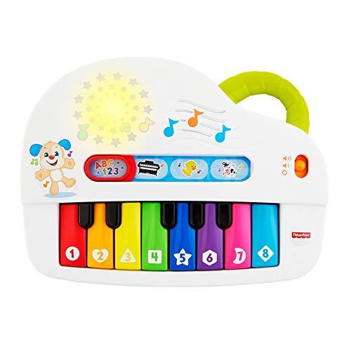 Fisher-Price GFK04 - Babys erstes Keyboard, Englische Sprachversion