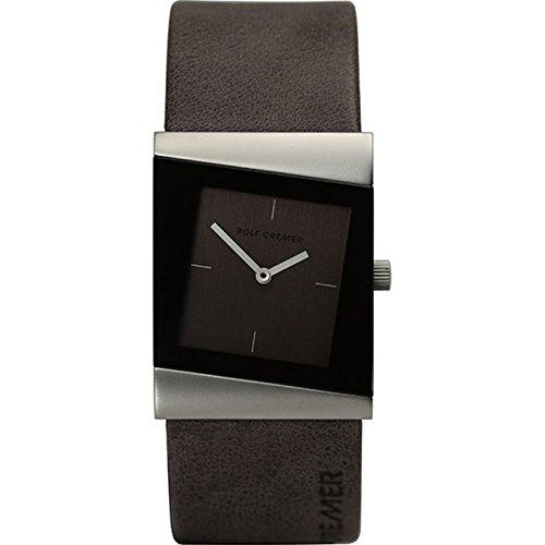 Rolf Cremer Style 500001 Unisex Armbanduhr braun