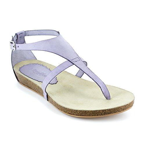Sandalia J.Bradford Cuero Malva JB-Anais - Color - Violeta, Talla Zapatos - 41