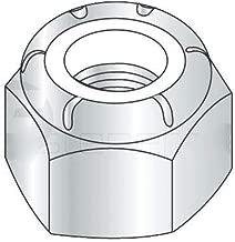 M8-1.25 Nylon Insert Locknut DIN 985 / Metric Class 8 Steel/Zinc Plated (Quantity: 100)