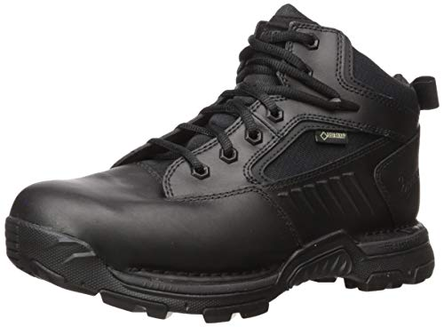 """Danner Women's StrikerBolt 4.5"""" GTX Military and Tactical Boot, Black, 9.5 M US"""