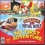 Knowledge Adventure Jumpstart 3D Virtual World My First Adventure Meet Fun Friends Popular
