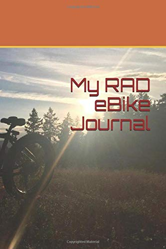 My RAD eBike Journal