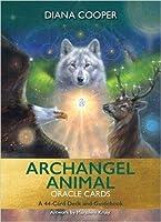 大天使 アニマル オラクル 占い オラクルカード ダイアナ・クーパー Archangel Animal Oracle Cards Diana Cooper 英語のみ