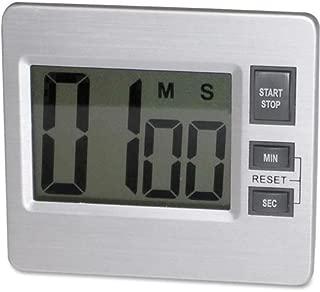 Tatco 52410 Digital Timer - Desktop - Black by Tatco Products Inc