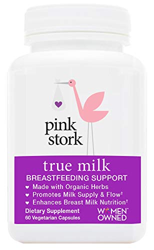 Product Image of the Pink Stork True Milk