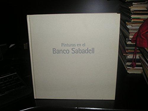 Pinturas en el Banco Sabadell