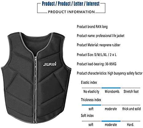 Safety Flotation Device DALADA Kids Life Jacket Swimming Float Vest Buoyancy Aid Canoe Children Life Jackets for Snorkelling Rafting and Water Sports Boating Scuba Diving Kayaking