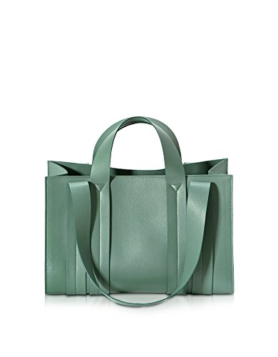 CORTO MOLTEDO WOMEN'S B5194816 GREEN LEATHER TOTE