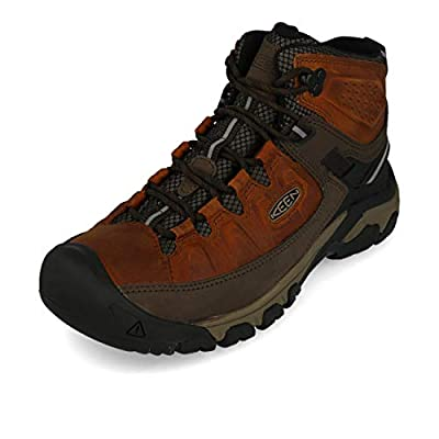 KEEN Men's Targhee Iii Mid Wp Hiking Boot