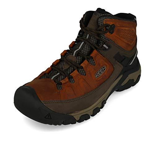 KEEN Herren 1023030_43 Trekking Shoes, Braun Chestnut Mulch, EU