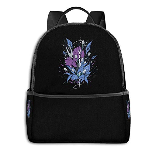 Hollow Knight High-Capacity Fashion Backpack, Portable Backpack for Outdoor Sports