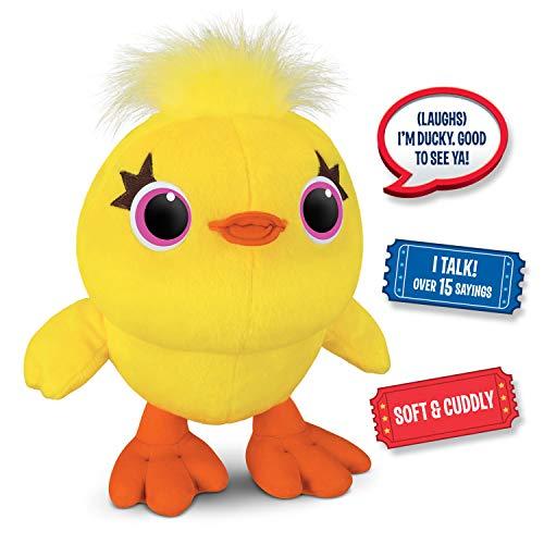 Toy Story Disney Pixar 4 Ducky Talking Plush