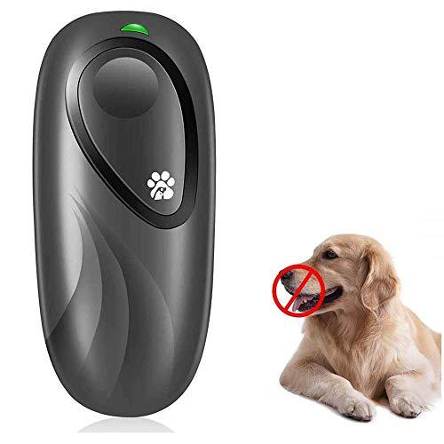 YC° Dog Barking Control Devices Ultrasonic Dog Bark...