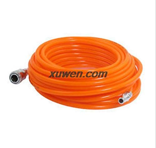 Fevas 15M 49 ft New product 8mm x 5mm Air To Hose for Compressor Flexible Finally popular brand PU