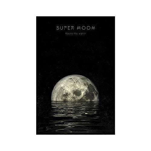 Alfombra grande antideslizante área de la madrugada de lujo nórdico luna de la cama de la cama de la cama de la cama de la cama de la cabecera de la cabina del piso simple de la estera del dormitorio