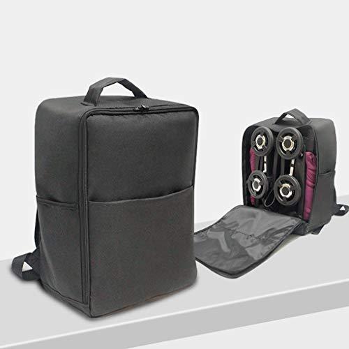 S-TROUBLE Accesorios para Cochecito de bebé Organizador Bolsa de Viaje de Almacenamiento de Tela Oxford al Aire Libre Mochila Bolsas para GB pockit 2s / 3s / d668 / d666