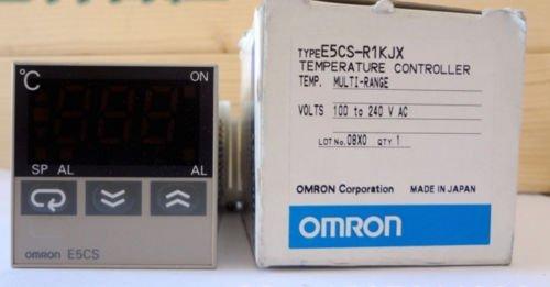 Omron Temperature Controller E5CS-R1KJX E5CSR1KJX