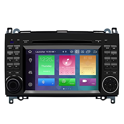 ZLTOOPAI Autoradio Android 10.0 per Mercedes Benz Sprinter Vito W639 Viano B200 B150 B170 A180 A150 B-Class W245 A-Class W169 VW Crafter VW LT3 2G + 32G Doppio DIN Car Stereo GPS