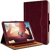 Karylax - Funda de protección y modo soporte para tablet Beista de 10,1 pulgadas, color rojo