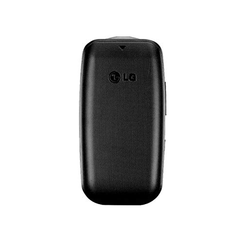 LG Flip Camera Phone Unlocked Cell Phone with 3G, Text Messaging, Bluetooth, and Text-to-Speech Mode - Black