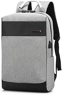 Dengyujiaasj Backpack, Fashion Backpack Men Backpack Business Antitheft Laptop Backbag Male Student School Bag Bookbag Bag...