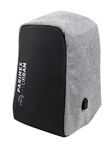 PARIMEX URBAN Mochila Backpack Conexión USB. Waterproof.15L. 44 cm. Poliéster Jaspeado