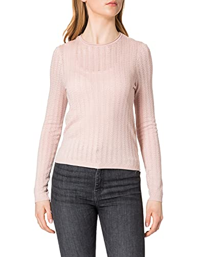 Only ONLMELBA Life L/S Pullover KNT Suter Pulver, Rose Smoke, XS para Mujer