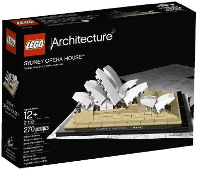 LEGO Architecture 21012 Sydney Opera House
