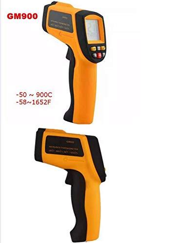 New GM900 Berührungslose exakte Digitale IR Infrarot-Laser Pointer Thermometer