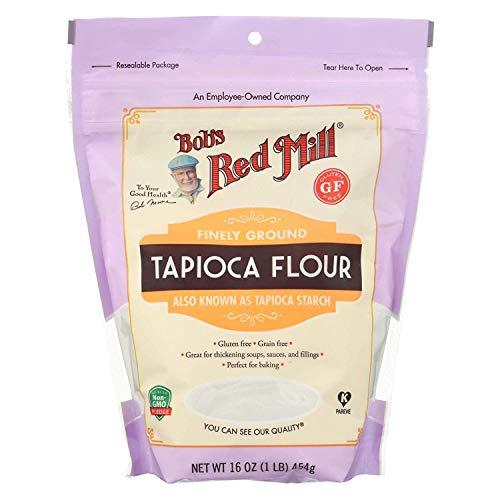 Bob's Red Mill Finely Ground Tapioca Flour, 16 OZ