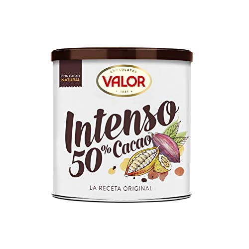 Chocolates Valor Cacao Soluble Intenso 50% 1500 g