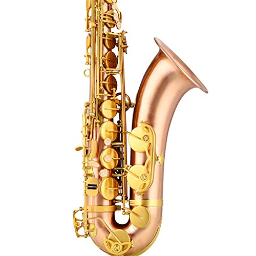 Tenor Brass Saxophone is Suitable for Beginners and Professionals Saxophone Straight