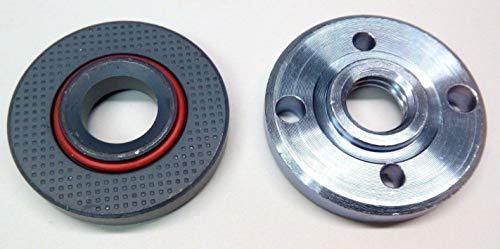 Bosch - Juego de accesorios para amoladora angular Flex 115, 125, 180 y 230