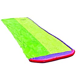in budget affordable Wham-O Slip'N Slide Surf Rider Double Sliding Lane 16ft, Colors May Be Different