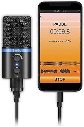 IK Multimedia IPIRIGMICSTDBLA - Micrófono