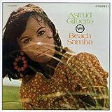 "album cover: Astrud Gilberto ""Beach Samba"""