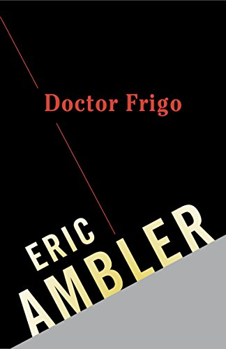 Doctor Frigo (English Edition)